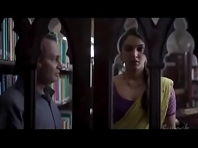 Hot Bollywood movie scene
