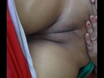 Bhabi showing pussy and masterbate